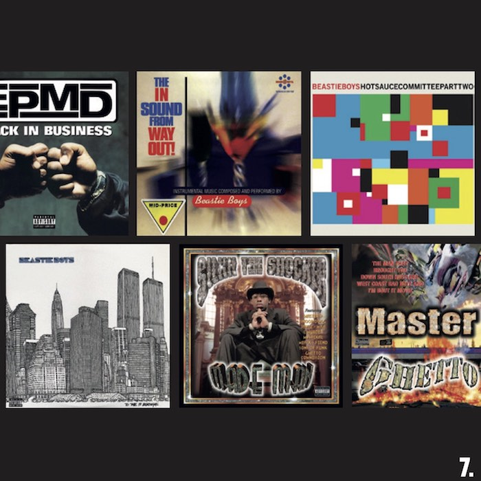 7. 6x Vinyl Classics (Re-Issues) von Universal