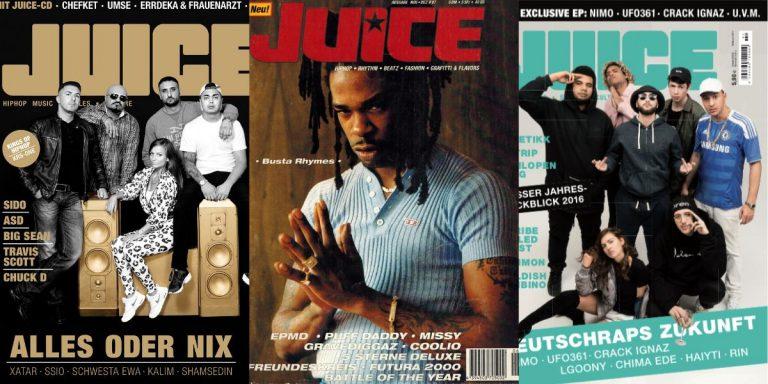 Titelkampf – Das JUICE-Cover als Prestige und Politikum // Feature
