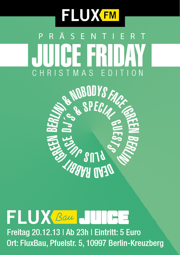 JUICE-Friday