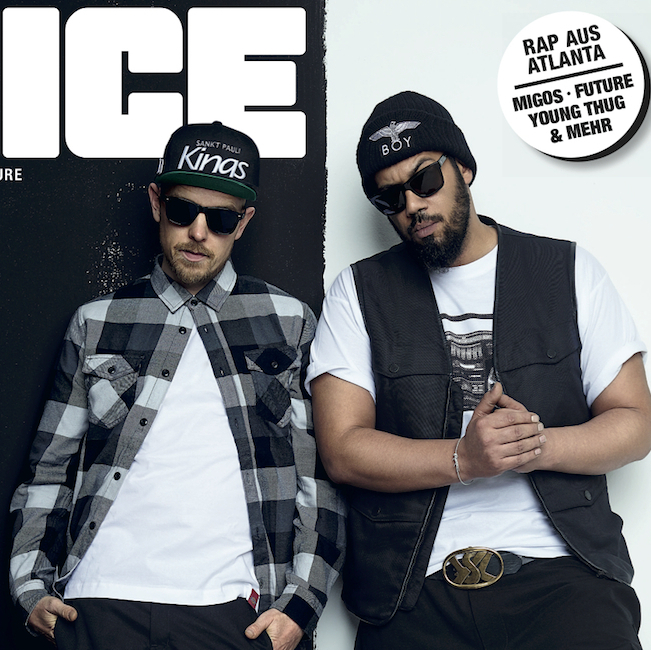 JUICE #158 mit Jan Delay/Samy Deluxe-Cover und JUICE-CD #123 ab 27.03. am Kiosk