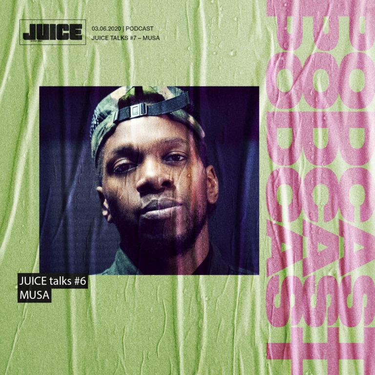 Musa: »Es geht nicht darum, immer politisch zu sein« // JUICE Podcast zum Black History Month