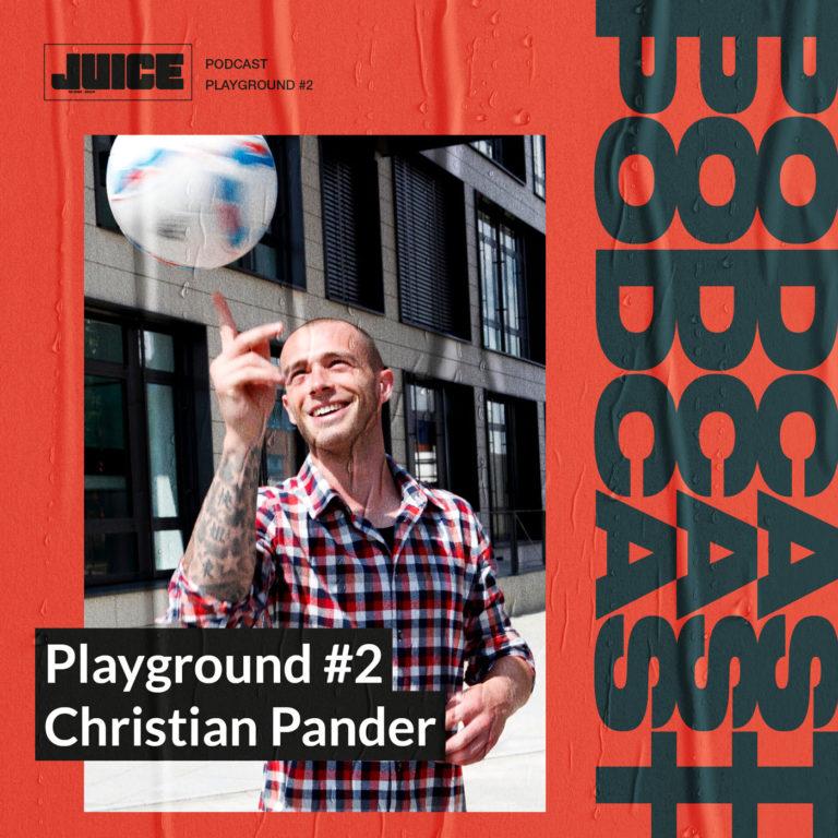 Playground #2 – Christian Pander über seine Zeit als Funky Pee // Podcast