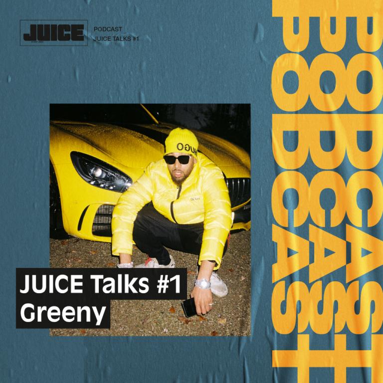 JUICE Talks #1 – Greeny über Trap, »MNMGT2« und seine Anfänge // Podcast