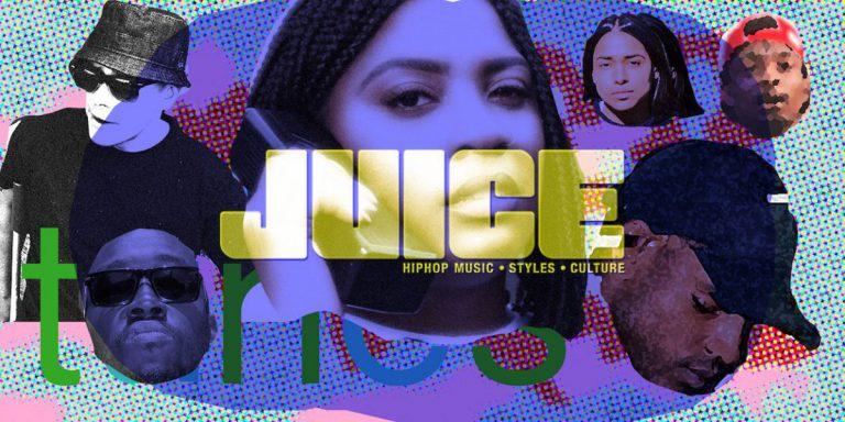 JUICEy Tunes 12/2k16 – Die Redaktionslieblinge (mit Kamaiyah, Joey Bada$$, Wizkid, Skepta u.v.m.) // Playlist