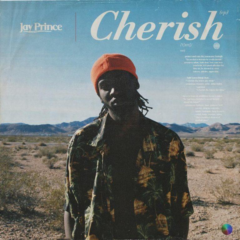 Jay Prince – Cherish // EP der Ausgabe