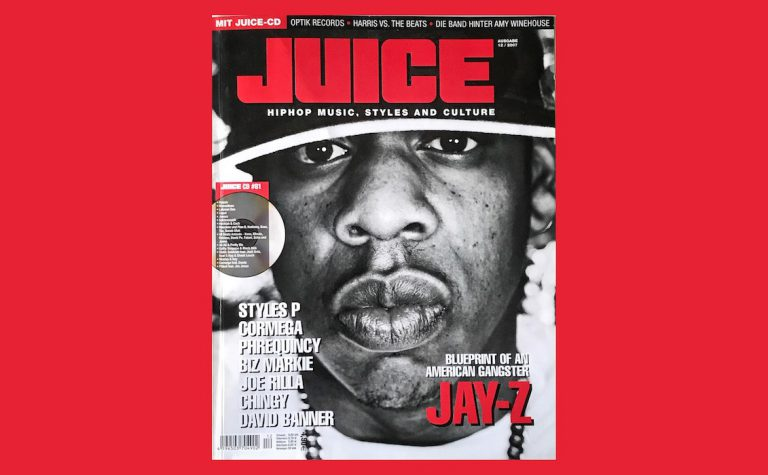 JAY-Z: Blueprint Of An American Gangster // #20JahreJUICE