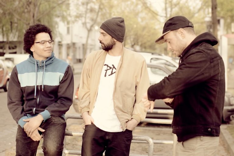 Junior Jero & Figub Brazlevič – Keep It Kiez / Ich will nur chillen feat. Dizzech