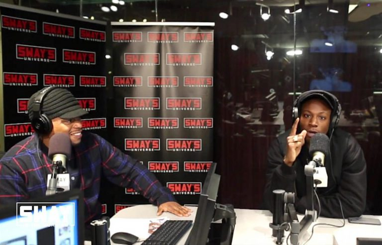 Joey Badass – 5 Fingers Of Death Freestyle @ Sway In The Morning