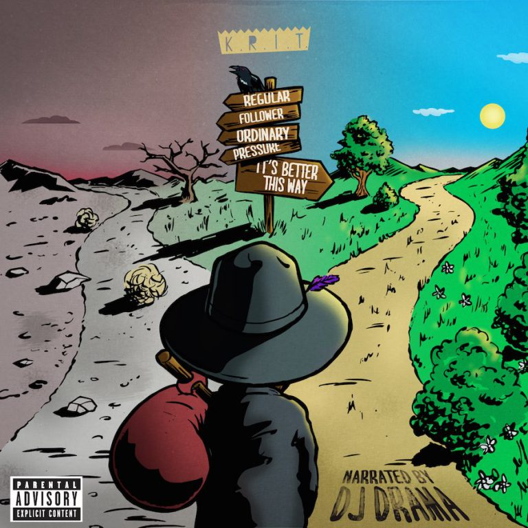 Big K.R.I.T. – It's Better This Way (Mixtape)