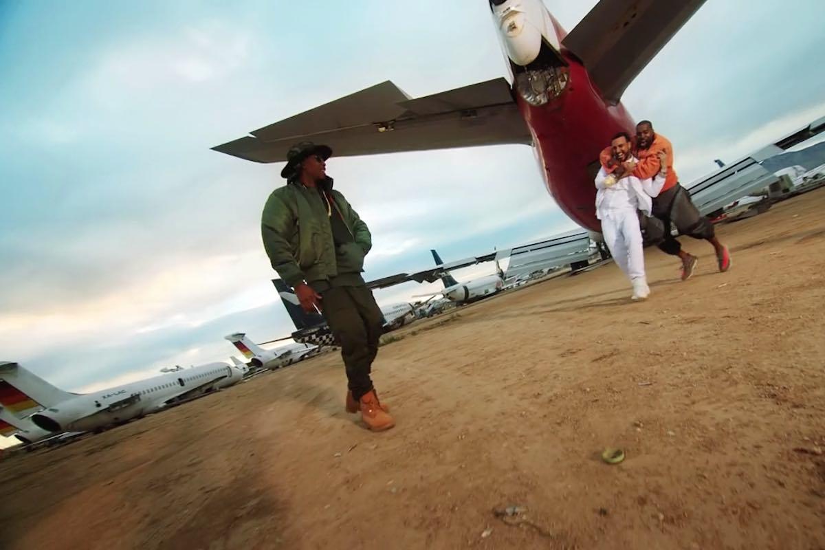 Kanye French Montana Nas