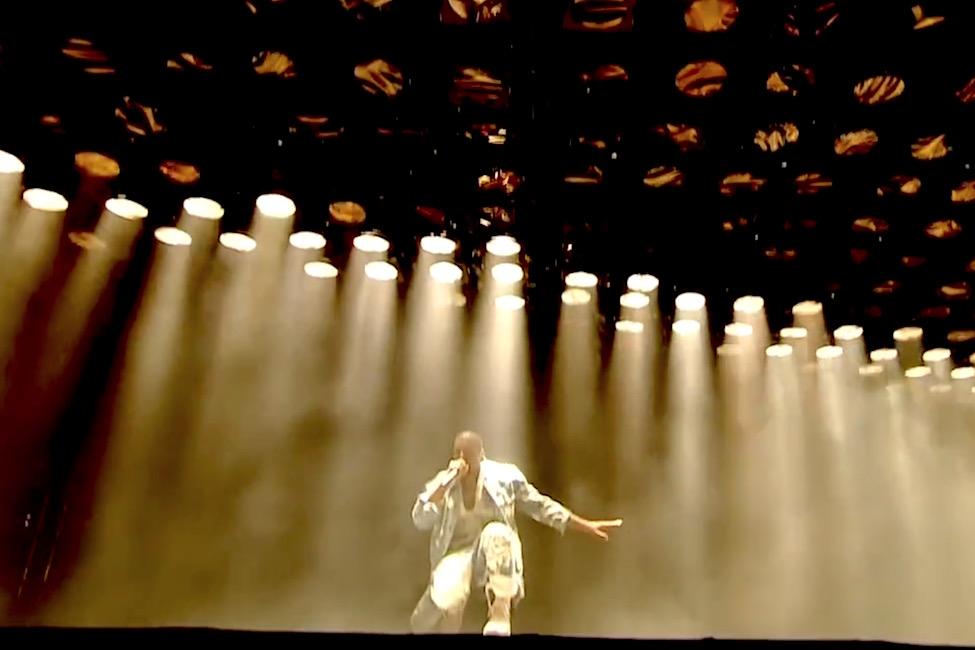 Kanye-Glastonbury