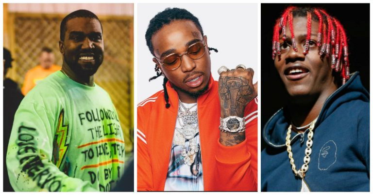 Kanye West feat. Quavo & Lil Yachty – Face Down // Track