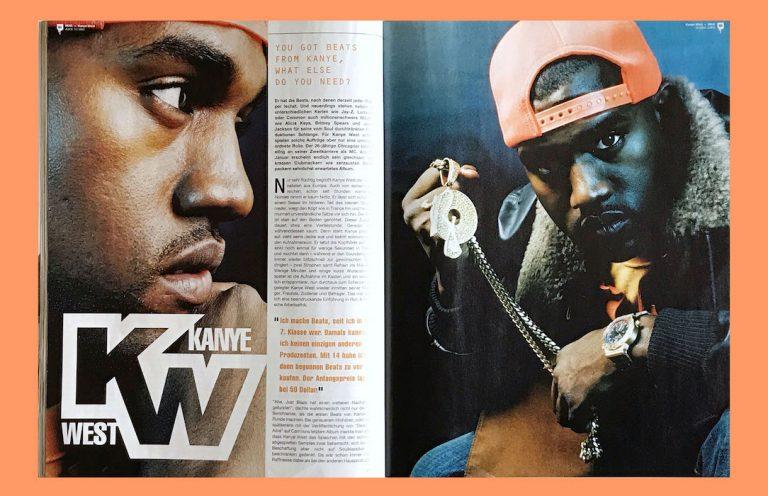 Kanye West: »Meine Beats waren auch mal Müll. Jetzt schreit alle Welt danach.« // #20JahreJUICE
