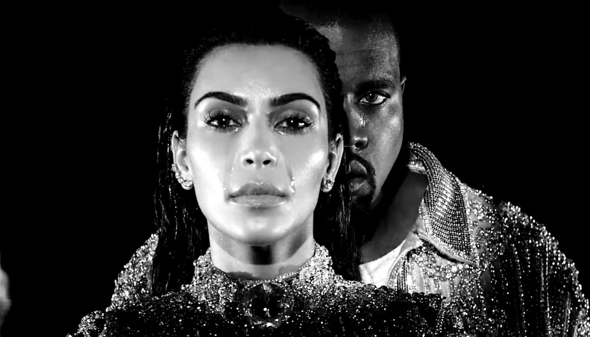 Kanye West Feat Vic Mensa Sia Wolves Video
