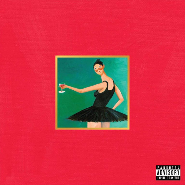 Kanye West – My Beautiful Dark Twisted Fantasy (2010) // Review