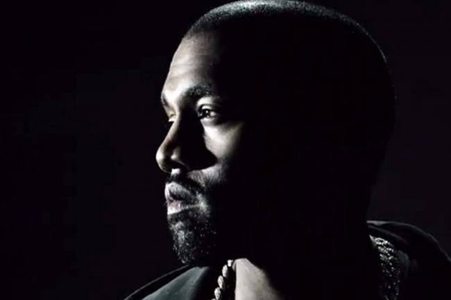 Kanye West_Black Skinhead