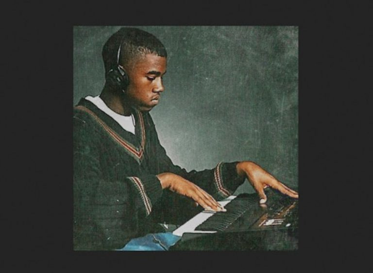 Kanye West –  Real Friends/No More Parties In LA