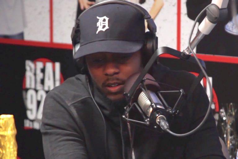Kendrick Lamar freestylt über Biggie-Beats // Video