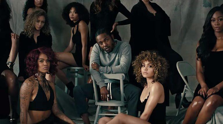 Kendrick Lamar feat. Zacari – LOVE. // Video