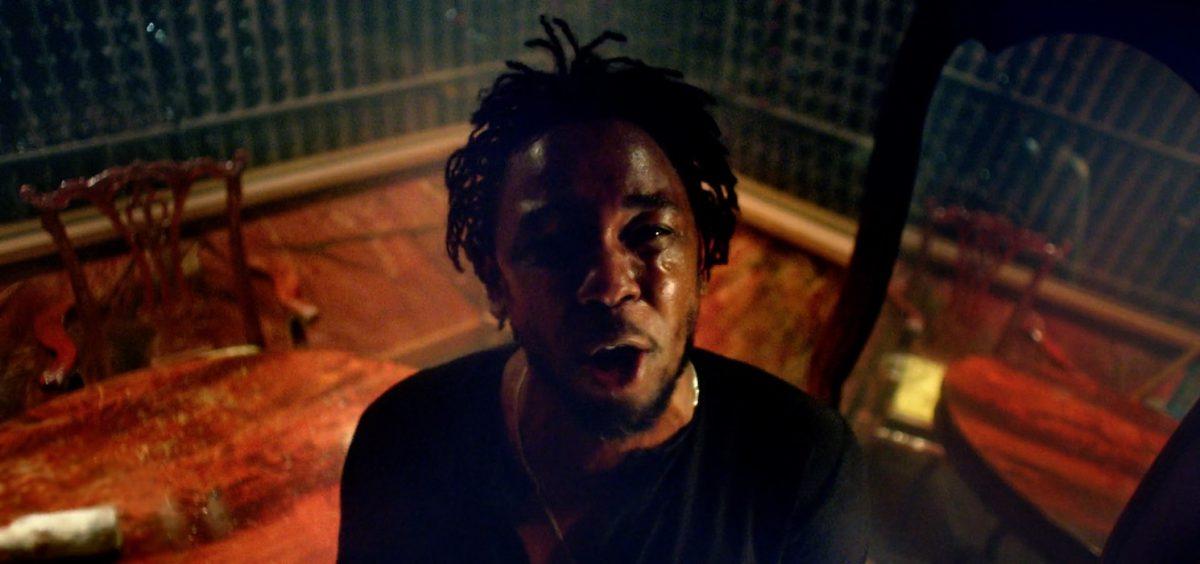 Kendrick Lamar - God Is Gangsta