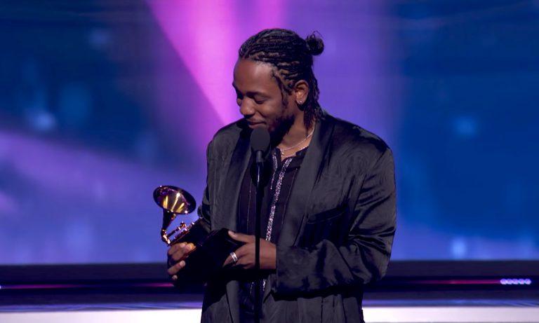 Kendrick Lamar räumt bei den Grammys ab // News