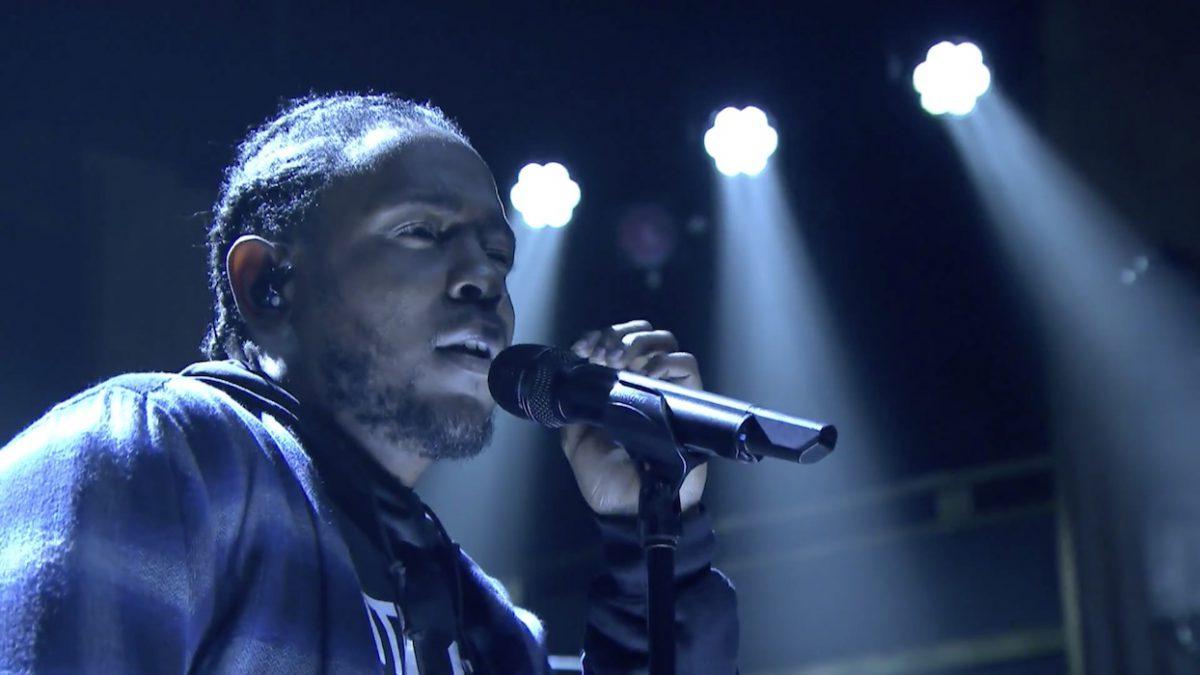 Kendrick Lamar - Untitled 2
