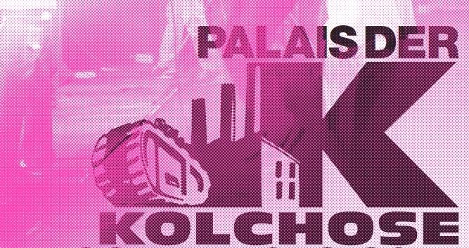 Massive Disco (Massive Töne Soundsystem), Afrob uvm. im »Palais der Kolchose« // Live