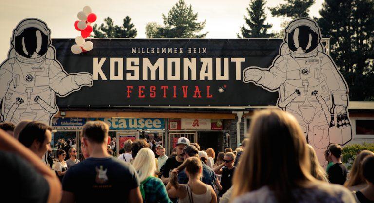 Sonderprämie zum JUICE-Abo: Kosmonaut-Festivalticket