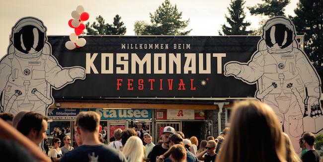 Nach sieben Jahren: Kosmonaut Festival hört auf // News