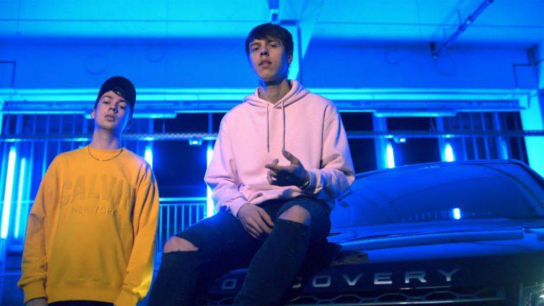LGoony mit neuem Kollektiv Lichtgang und erster Single »Flex Up« // Video