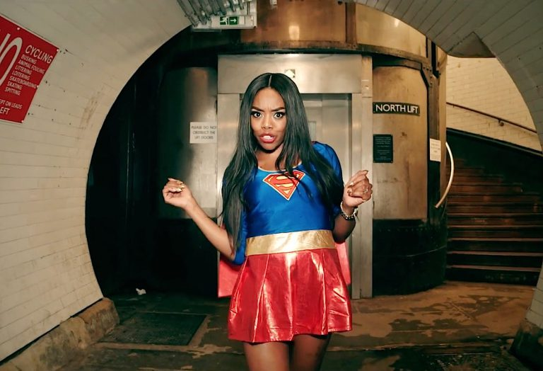 Lady Leshurr – QUEEN // Track