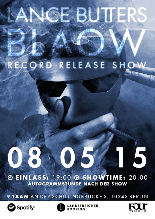 Lance-Butters-Blaow-Releaseparty