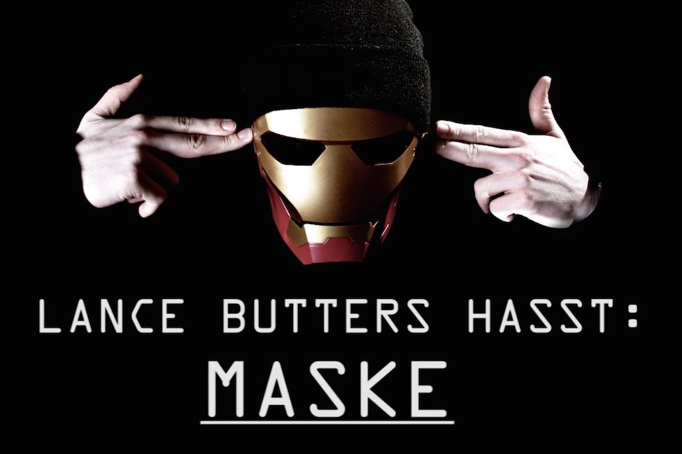 Lance-hasst-Maske