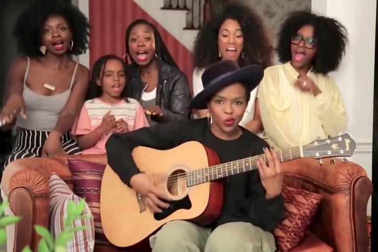 Ms. Lauryn Hill – Feeling Good (Nina Simone Cover)