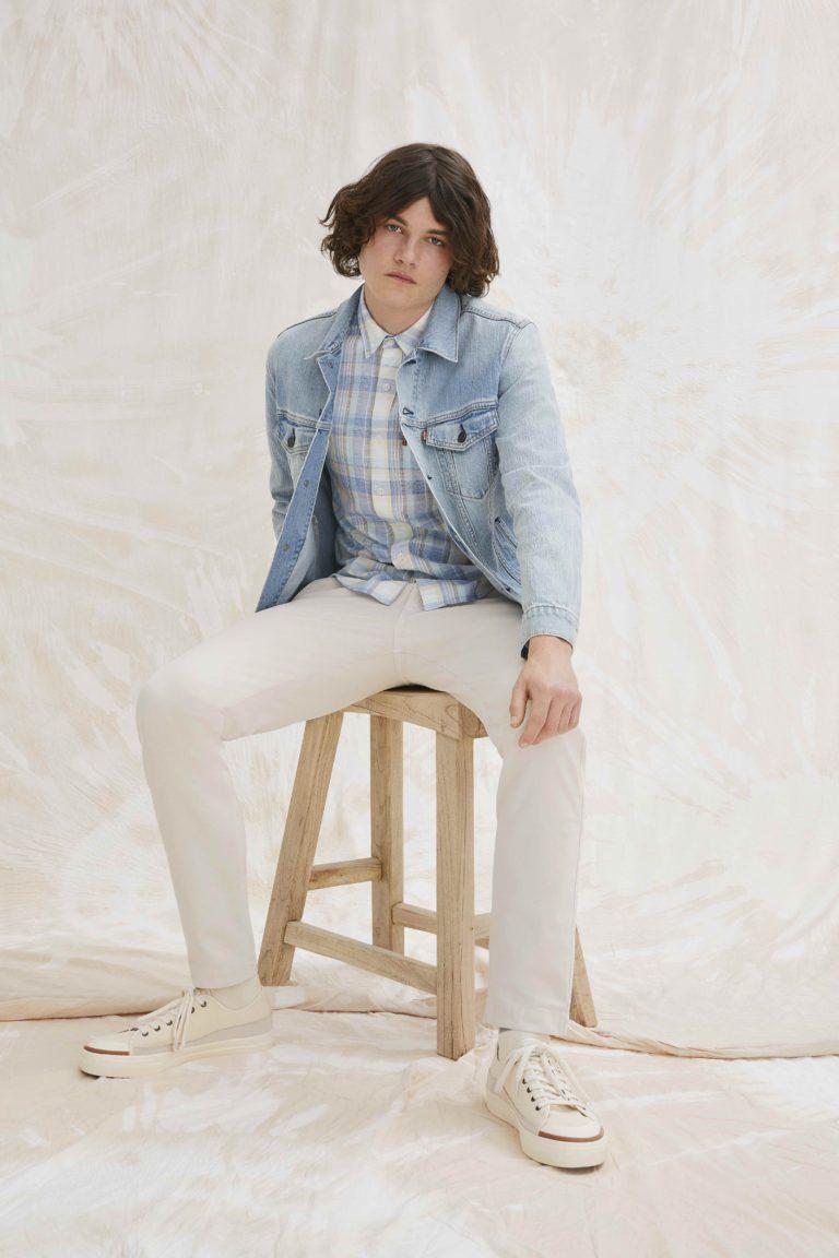 B-Boy Stance in Chino Pants – wie Levi's® die Westcoast-Mode zurückbringt