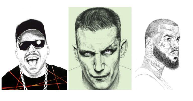 »Liam's Rappertoire«: JUICE-Illustrator Liam Tanzen mit eigener Ausstellung // News