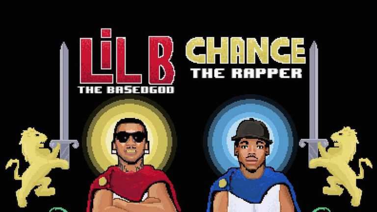 Lil B & Chance The Rapper – Free (Based Freestyle Mixtape)