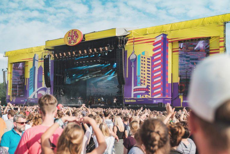 The Weeknd, RIN, RAF Camora & Bonez MC u.v.m. beim Lollapalooza // Verlosung