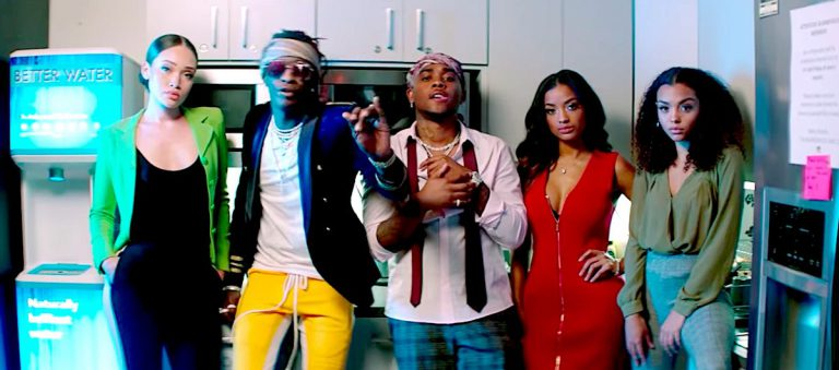 London On Da Track feat. Ty Dolla $ign, Jeremih, YG & Young Thug – Whatever You On // Video
