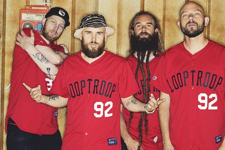 Looptroop Rockers gehen im Oktober erneut auf Tour