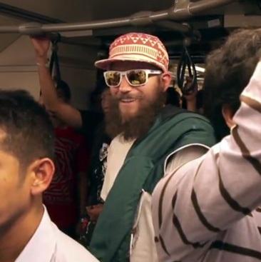 MC Fitti – Penn' in der Bahn (Video)
