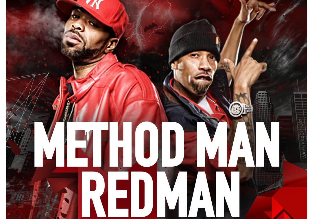 Method Man and Redman - DandD All-Stars - How High - 1 2 Pass It