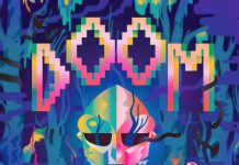 MF Doom, Doom, Notebook, Adult Swim