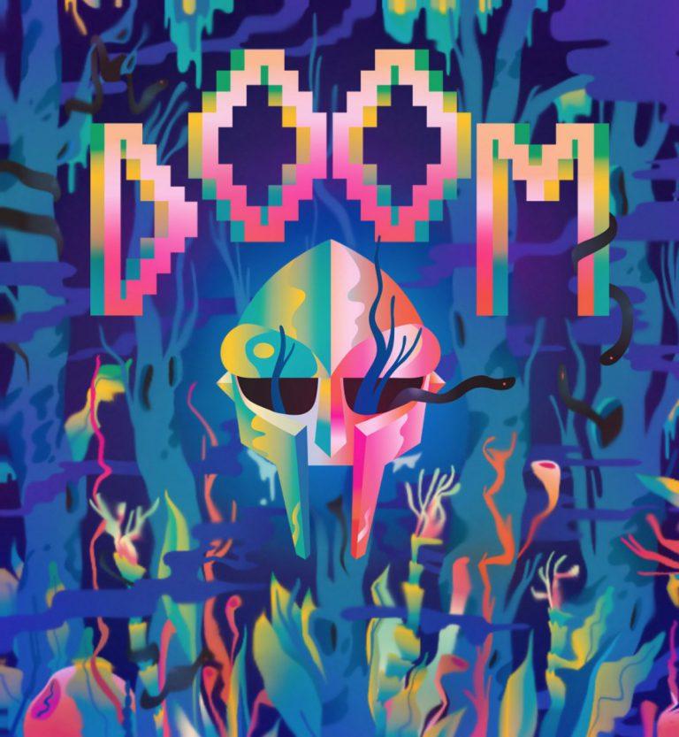 MF Doom – Notebook 03 // Track