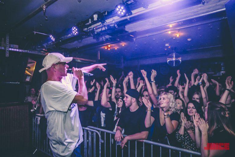 #DIY: Trettmann kommt 2018 wieder auf Tour // Live