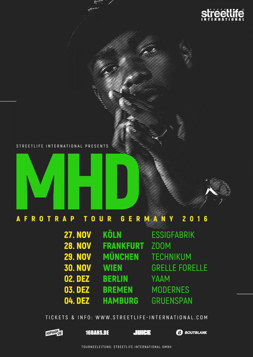 Madlib Tour Dates