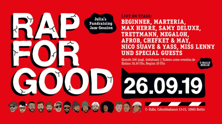 »Rap for Good«-Livestream: Marteria, Trettmann uvm. spielen für den guten Zweck // Video
