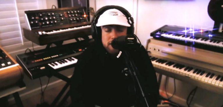 Mac Miller teast kommendes Album mit »Inertia«-Freestyle an // Video
