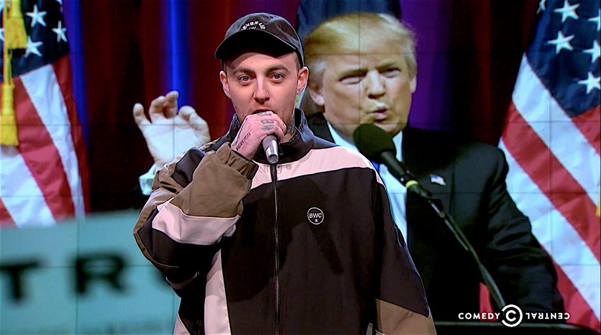 Mac miller Trump