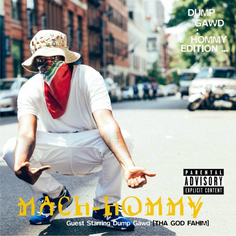 Mach-Hommy  – Dump Gawd: Hommy Edition // Review